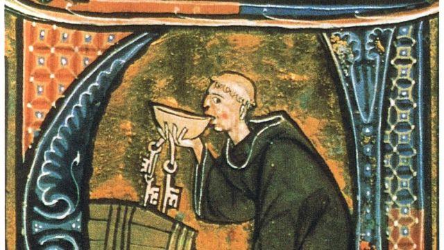 Grabado-medieval-bebiendo-Wikimedia-Commons_619448093_3548071_1020x574